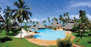 Нова година на о-в Занзибар - хотел