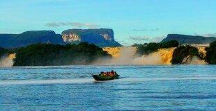 Венецуела - Водопадът Анхел и Делтата на Ориноко