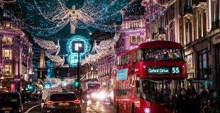 Лондон - коледно настроение - полет от ВАРНА!