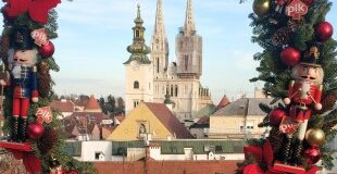 Коледни базари в Загреб - екскурзия със самолет