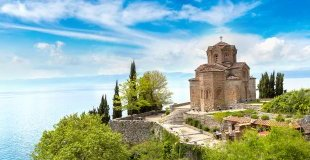Уикенд на Охридското езеро - със собствен транспорт