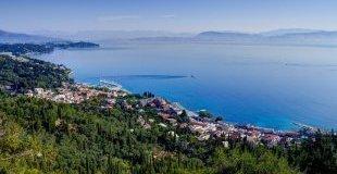 Почивка на остров Корфу - студио 'Kristina