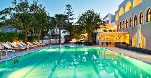 Почивка на остров Санторини, хотел