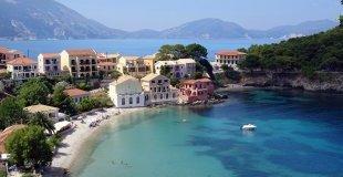 Почивка на остров Кефалония - чартърен полет, обслужване на български език!