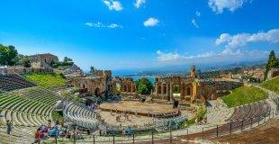 Почивка в Италия, остров СИЦИЛИЯ - хотел Antares 4*
