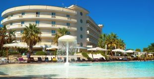 Одмор во Италија, АПУЛИЈА - хотел Grand Hotel dei Cavalieri 4*