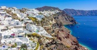 Почивка на остров Санторини - 4 нощувки - Специална ваканционна програма за всички възрасти!