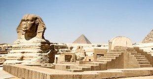 Нова година в ЕГИПЕТ - 5 нощувки в Хургада и 1 нощувка в Кайро