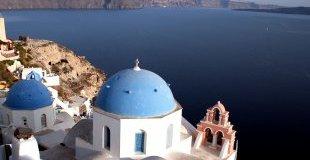 Нова година на остров Санторини  - 4 нощувки - чартърна програма!