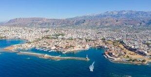 Коледа на остров Крит - 4 нощувки - чартърна програма!
