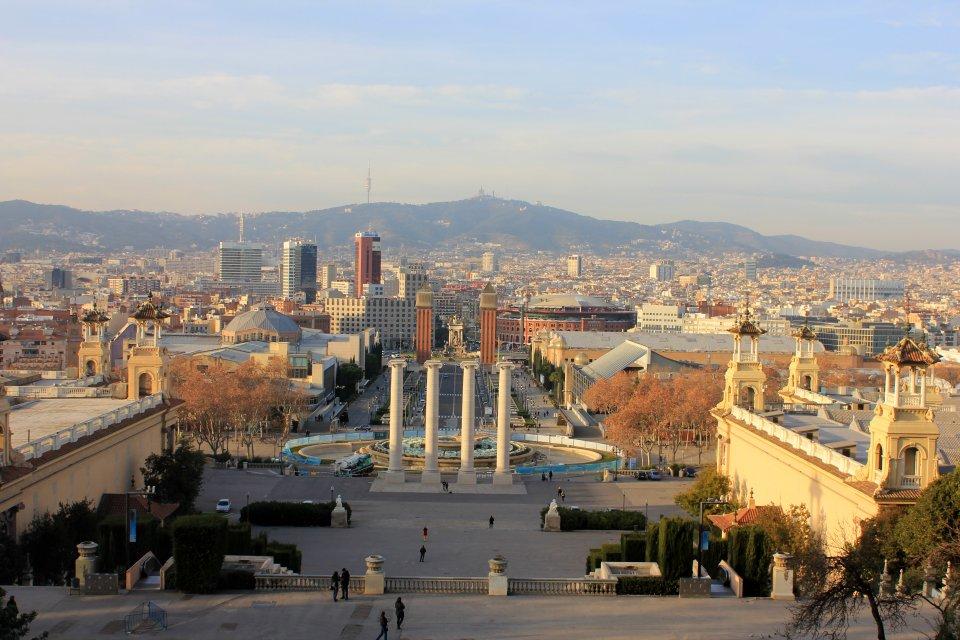 Барселона: Барселона, Испания :: Туристически обекти
