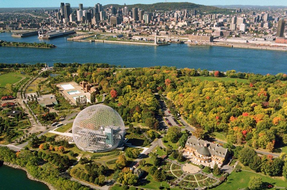 Монреал – Монреал, Канада :: Туристически обекти | Бохемия