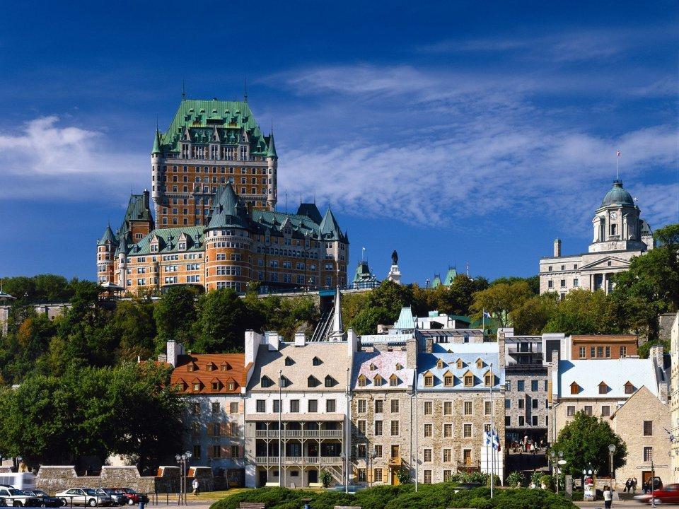 Резултат с изображение за Канадската провинция Квебек